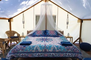 Luxe King Tent