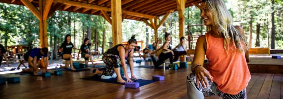 Summer Bend Off Yoga Retreat